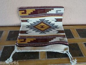 Image Is Loading Southwestern Table Runner 38 16X80 Hand Woven Southwest