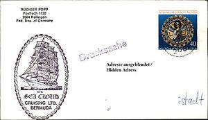 Schiffspost-Stempel-Schiff-Segelschiff-SEA-CLOUD-Cruising-Ltd-Bermuda-auf-Brief