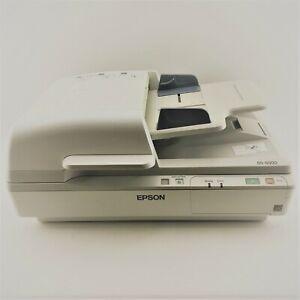 Epson-WorkForce-DS-6500-Dokumenten-Scanner-Tischscanner-Flachbett-Einzug