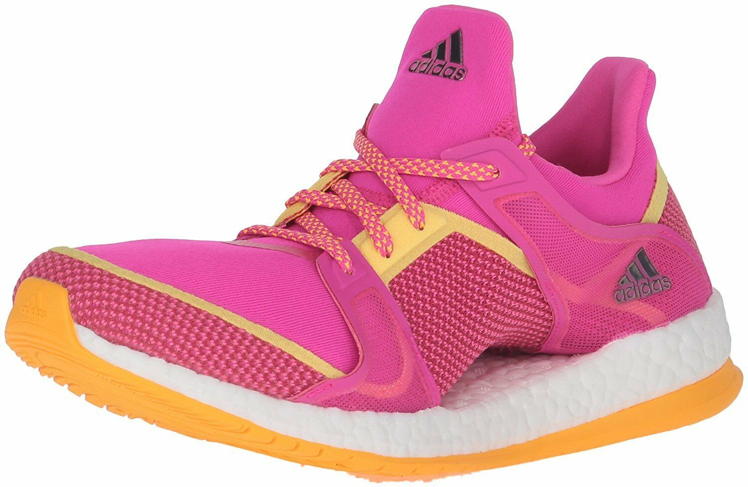 New Adidas Women Pure Boost X Tr Running shoes Pink Variety Sizes