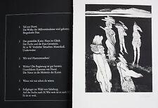 Morell, Pit (geb. 1939) - Mappenwerk Die Wolke der Missverständnisse 1971 21/100