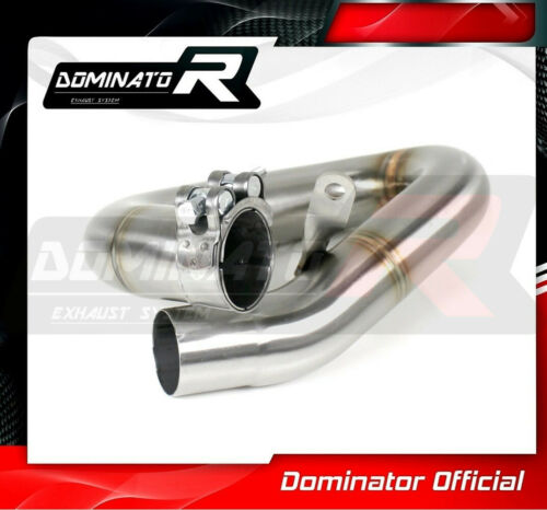 DE-CAT DECAT suppression intermédiaire DOMINATOR CB 600F HORNET PC41 07-13