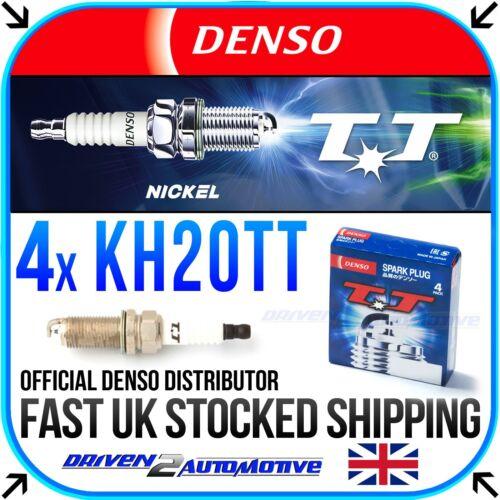 Denso Nickel TT Bougies Set de 4-grossiste-livraison rapide KH20TT 4618