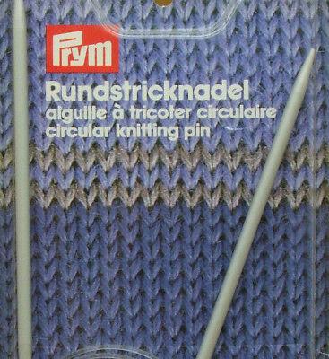 2,0mm Lana Grossa Nadelspiel Strumpfstricknadeln Aluminium 40cm