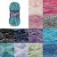 King-Cole-Vogue-DK-100-Cotton-Knitting-Yarn-Wool-Crochet-50g-Ball thumbnail 1