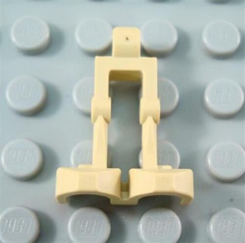 LEGO Star Wars Tan Battle Droid Legs Minifigure Body Part Accessory