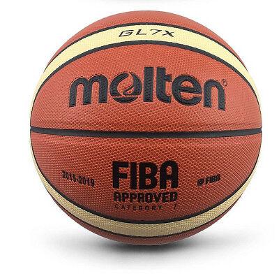Molten GL7X GF7X GM7X GG7X GP7X Men/'s Size #7 FIBA Indoor//Outdoor Basketball