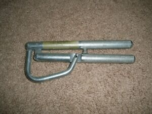 Nut-Cracker-Sheller-Hand-Held-pliers-Type-034-Machined-Heavy-Duty-Aluminum-034-COOL