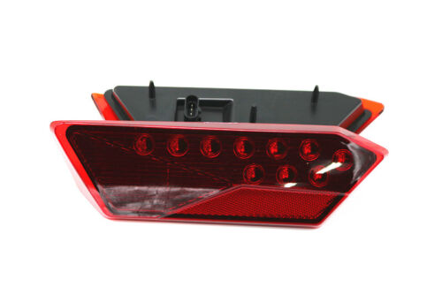 2x REPLACEMENT LED TAIL LIGHTS PAIR RED FOR 14-17 POLARIS RZR 1000 XP// Turbo