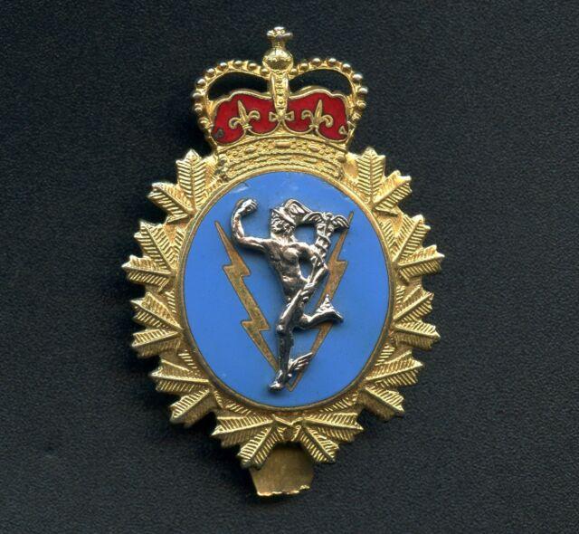 Great Britain Sherwood Foresters Notts & Derby Regiment Shoulder Title