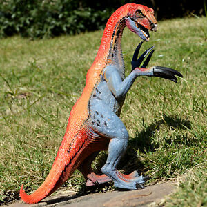 Large Therizinosauru<wbr/>s Model Birthday Gift For Kids Realistic Dinosaur Figure Toy