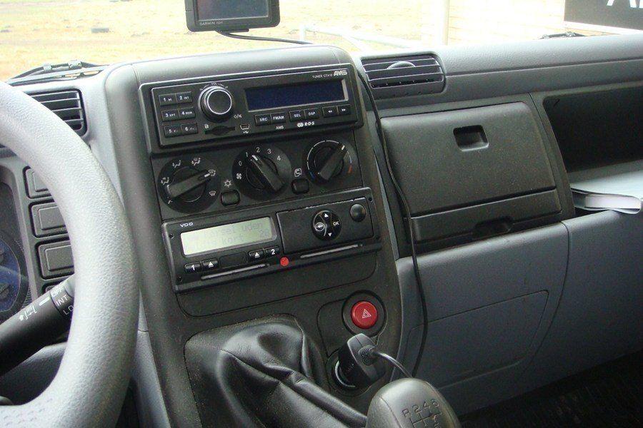 Mitsubishi Fuso Canter 35 3,0 Td 3C15 35/3350 Diesel