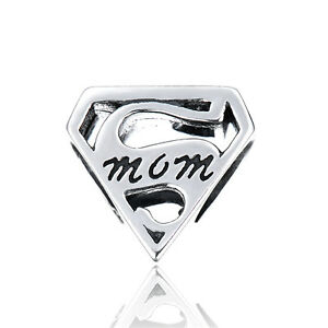 Silver Charms Super Mom Solid Sterling Silver Charm s925 Birthday Gift - Sutton, United Kingdom - Thank you for shopping at our Ebay shop. If you are not entirely satisfied with your purchase, we're here to help. You have 30 calendar days to return an item from the date you received it. To be eligible for a return, your item m - Sutton, United Kingdom