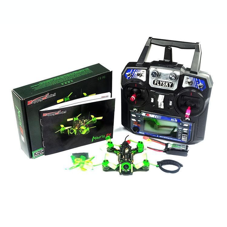 Happymodel Mantis 85 85 mm RC FPV RACING Drone RTF con héroes _ F4 6 A blheli _ s 5.8G 2