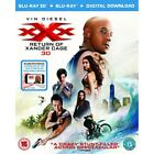 XXX The Return of Xander Cage 2017 3d Blu-ray