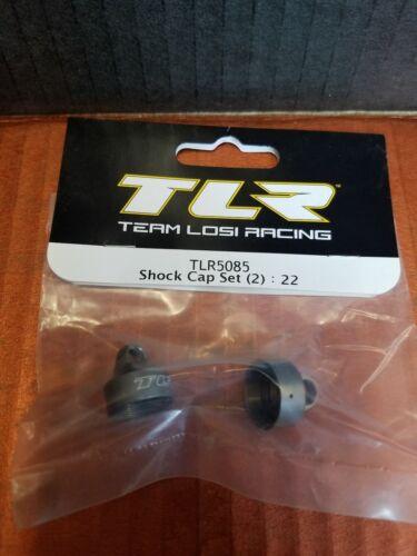 TLR Team Losi Racing TLR5085 Shock Cap Set 22 2