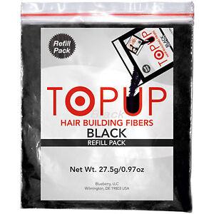 Topup Hair Building Fiber Toppik Hair Loss Concealer -  Hair Fiber Refill Bag