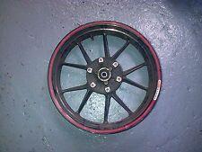 KTM 125 Duque 10 11 rueda trasera de 12 (entrega UK LIBRE)