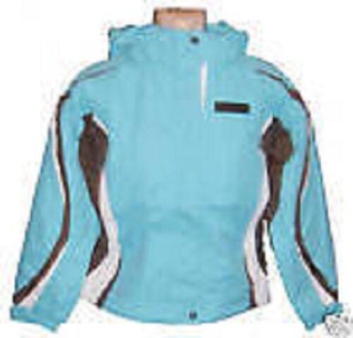 Girl/'s dare2b /'Fanfare/' Blue Ski Wear Jacket.