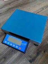 Bench Platform Digital Scale Ntep Legal Trade 150 Lbs 14 X 12 Ps 60 Ups Shipping