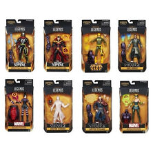 "Dr. DOCTOR STRANGE 6"" BUILD DORMAMMU MARVEL LEGENDS SERIES set of 8"