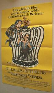Filmplakat ,THE PRIONER OF ZENDA, PETER SELLERS#16
