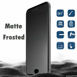For-iPhone-4-5-6S-7-Plus-Tempered-Glass-Anti-Glare-Matte-Screen-Protector-Shield