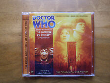 Doctor Who The Emperor of Eternity, 2010 Big Finish audio book CD