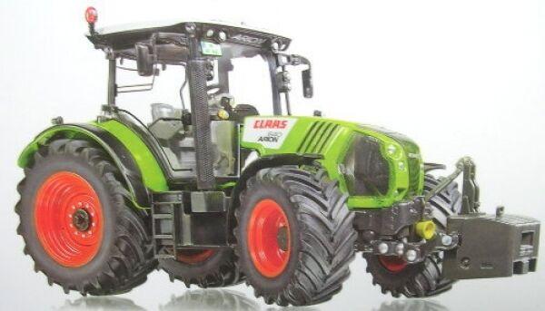 CLAAS Arion 640 tracteur