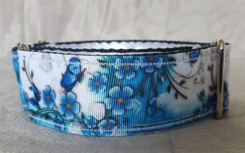 Lurcher Custom Made Greyhound House Collar Satin Lined Whippet Saluki
