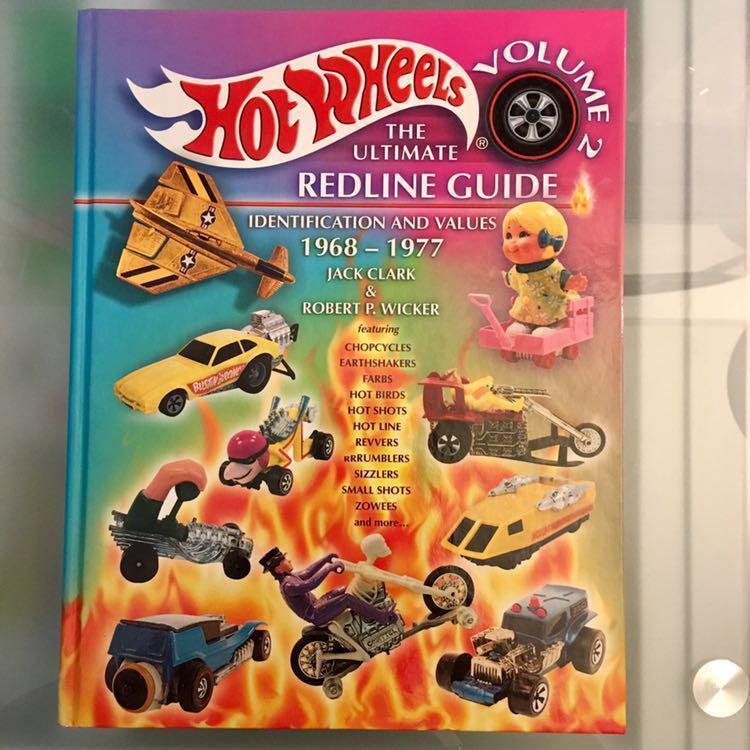 Escasas Escasas residuos versión Libros Hot Wheels contarme Ramblers Chop ciclo's