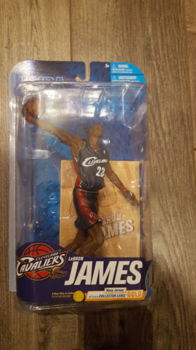 Lebron James Series 17 Nba Mcfarlane Cl 13142000