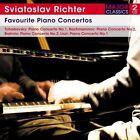Tchaikovsky, Rachmaninov, Brahms, Liszt: Favourite Piano Concertos (2013)