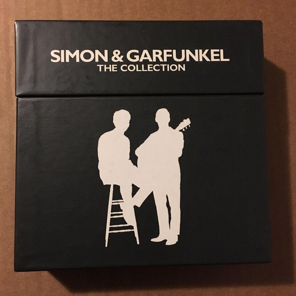 Simon garfunkel : The collection, andet
