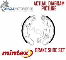 MINTEX MFR404 BRAKE SHOE SET Rear