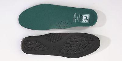 shock absorbing sizes 3 to 12 EQUIMAT Shoe Insoles comfort inner soles
