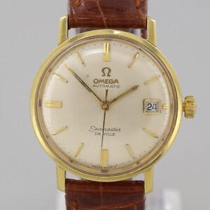 Automatic Seamaster Omega Deville WristwatchEbay Vintage K1FJ3Tlc