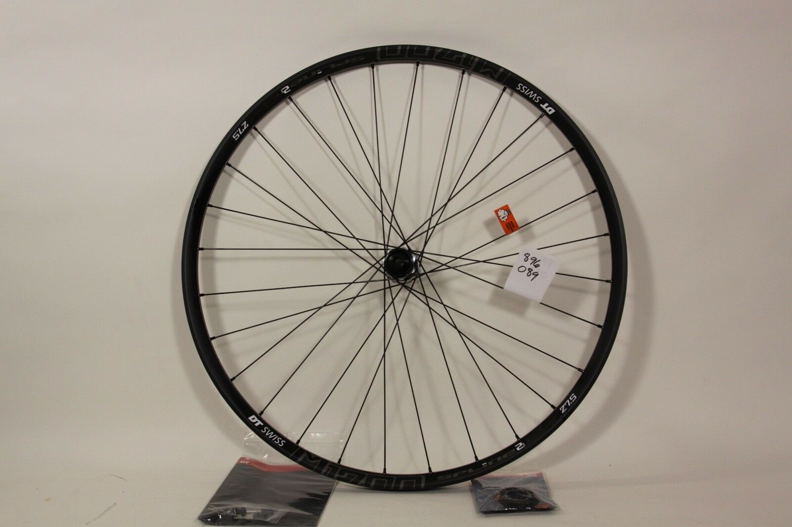 DT Swiss 27.5 Rear Wheel M 1700 Spline2 Shimano 12 x 148 Axle 28h CL896089