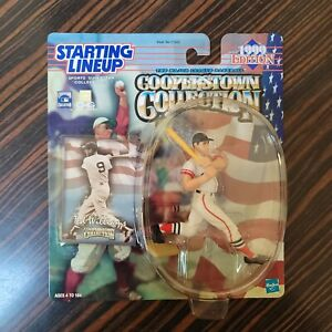 Starting Lineup Ted Williams 1999 MLB Boston Red Sox Cooperstown Collection NIB