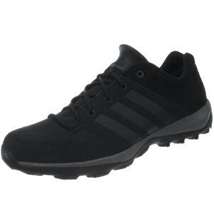 hot sale online 88e96 cf4e8 Das Bild wird geladen Adidas-Daroga-Plus-LEA-Herren-Trekkingschuhe- Outdoorschuhe-Hikingschuhe-