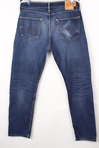 Levi's Strauss & Co Hommes 502 Jeans Jambe Droite Taille W36 L32 BBZ294