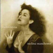 If My Heart Had Wings - Melissa Manchester (2006, CD NIEUW)