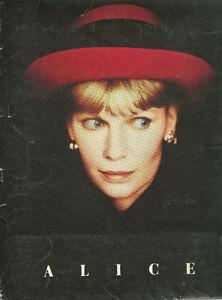 ALICE-1990ALEX-BALDWIN-MIA-FARROW-amp-WOODY-ORG-PRESS-KIT