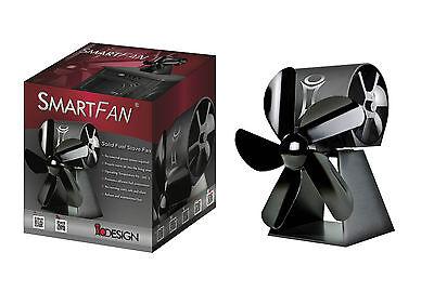 SmartFan New Self Powered Silent Efficient Air Heat Circulation TEG Smart Fan