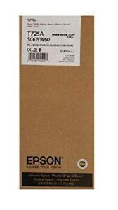Original-Ink-Cartridge-Epson-Sc-F2000-F2100-F2130-T725A-White-20-3oz-Ink