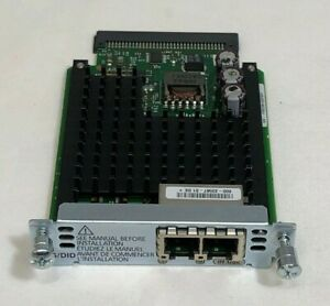 Cisco-VIC3-2FXS-DID-2-Port-High-Density-Voice-Interface-Card