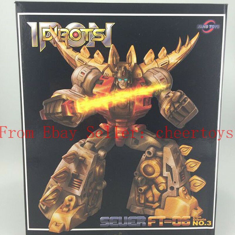 Snarl figura FansToys FT-06 ft06 FT06 de Color