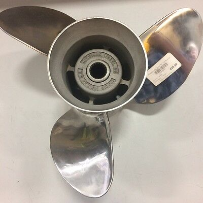 Michigan Wheel 13 3//4 X 23 SS Prop RH SSM253-C