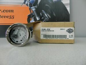 Harley-Davidson-New-Touring-Silver-Face-Air-Gauge