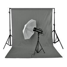 Neewer Photo Studio 100% Pure Muslin Backdrop 10 x 20ft/3 x 6M (Grey)